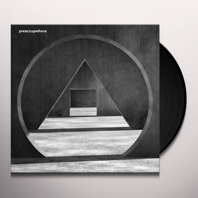 Preoccupations NEW MATERIAL Vinyl Record