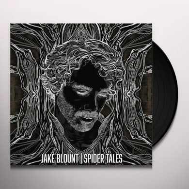 Jake Blount SPIDER TALES Vinyl Record
