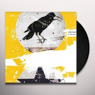 Stephen Beaupre LES FILLES REMIXES Vinyl Record