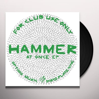 Hammer AT ONCE Vinyl Record