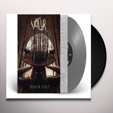 Death Cult (Silver Vinyl) Vinyl Record