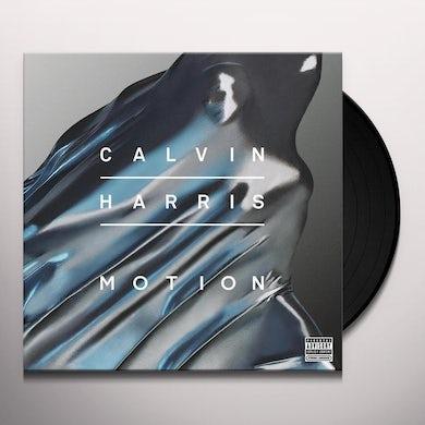 Calvin Harris MOTION Vinyl Record