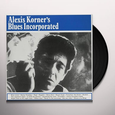 Alexis Korner / Blues Incorporated ALEXIS KORNER'S BLUES INCORPORATED Vinyl Record