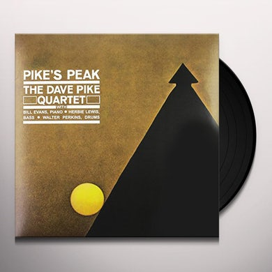 Dave Quartet Pike PIKE'S PEAK Vinyl Record