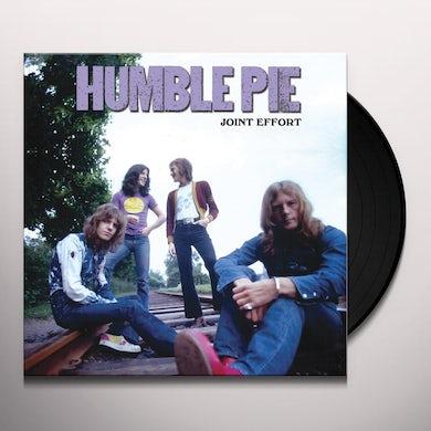 Humble Pie JOINT EFFORT Vinyl Record