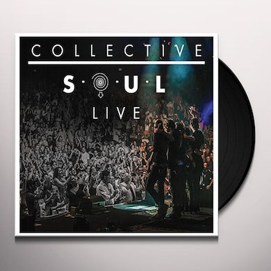 Collective Soul LIVE Vinyl Record