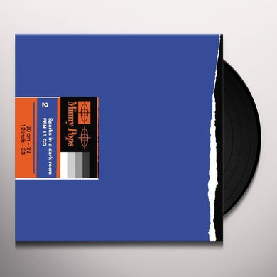 Minny Pops SPARKS IN A DARK ROOM Vinyl Record