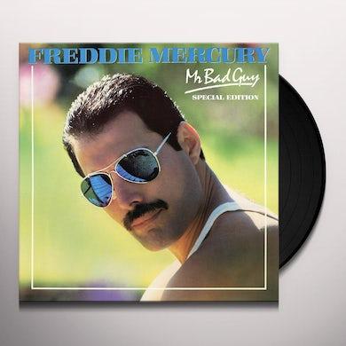 Freddie Mercury Mr. Bad Guy Vinyl Record