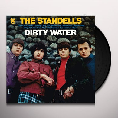 The Standells Dirty Water Vinyl Record