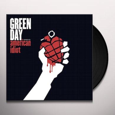 American Idiot Vinyl Record
