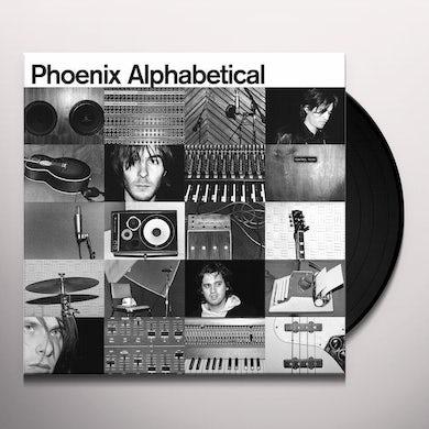 Phoenix UNITED & ALPHABETICAL Vinyl Record