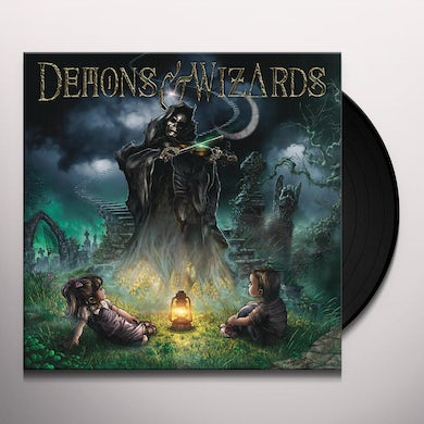 DEMONS & WIZARDS Vinyl Record