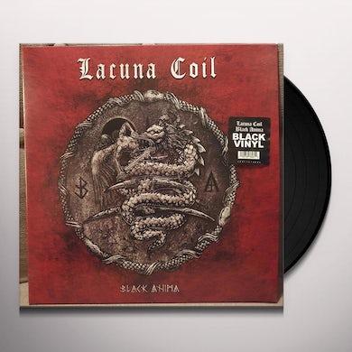 Lacuna Coil Black Anima Vinyl Record