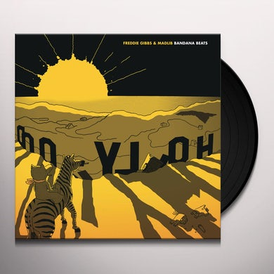 BANDANA BEATS (INSTRUMENTAL) Vinyl Record