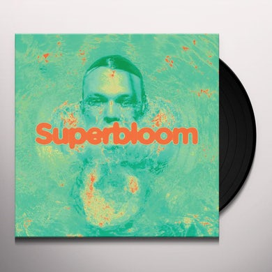 Ashton Irwin SUPERBLOOM Vinyl Record