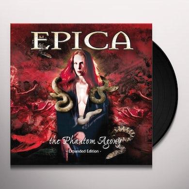 Epica PHANTOM AGONY Vinyl Record