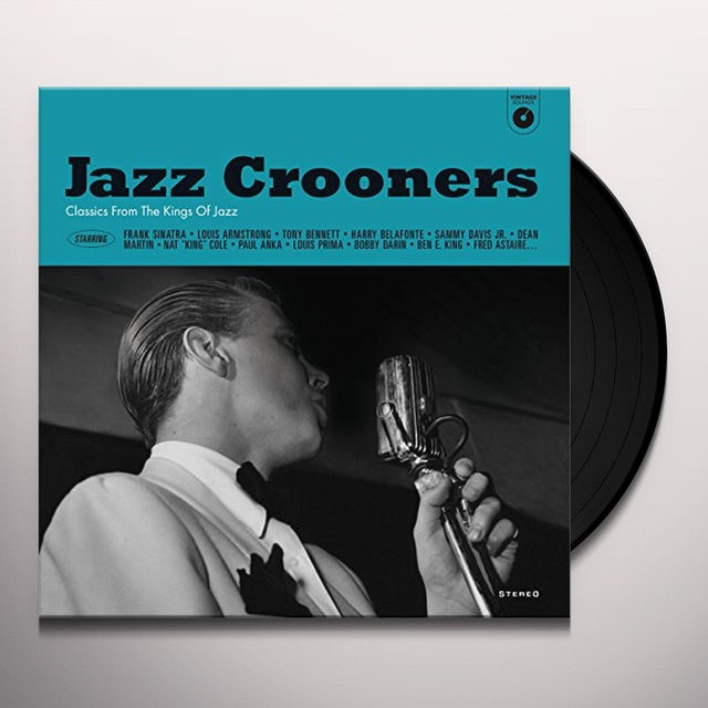 Jazz Crooners / Various