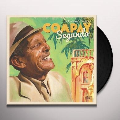 Compay Segundo UN JARDINERO DE AMOR Vinyl Record