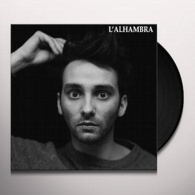 Saez L'ALHAMBRA Vinyl Record