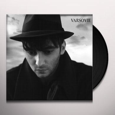 Saez VARSOVIE Vinyl Record