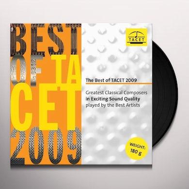 Mendelssohn / Auryn Quartet / Piazinni BEST OF TACET 2009 Vinyl Record