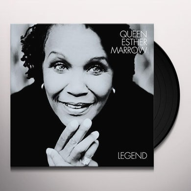 QUEEN ESTHER MARROW LEGEND Vinyl Record