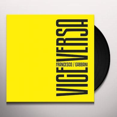 Francesco Gabbani VICEVERSA Vinyl Record