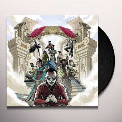 NEW WORLD Vinyl Record
