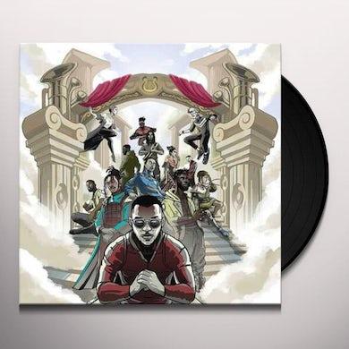 Swindle NEW WORLD Vinyl Record