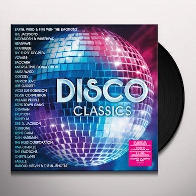 DISCO CLASSICS / VARIOUS Vinyl Record
