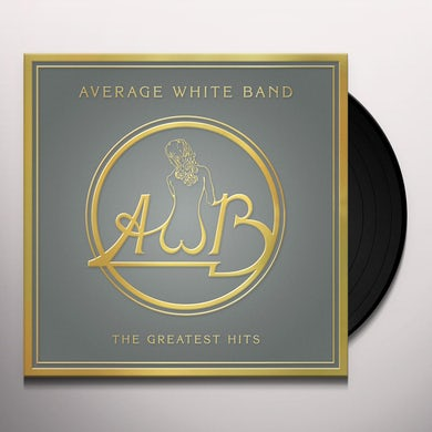 Average White Band GREATEST HITS Vinyl Record