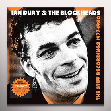 Ian Dury STIFF RECORDINGS 1977-1980 Vinyl Record