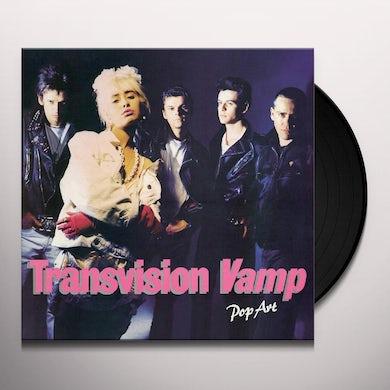 Transvision Vamp POP ART Vinyl Record