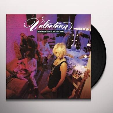 Transvision Vamp VELVETEEN Vinyl Record