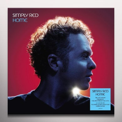 Simply Red HOME Vinyl Record