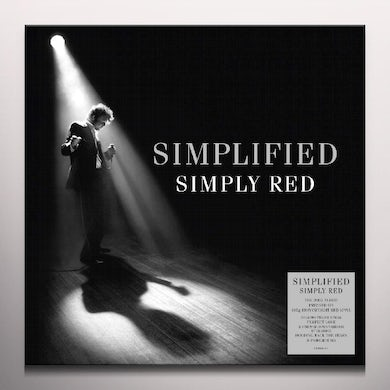 Simply Red SIMPLIFIED Vinyl Record