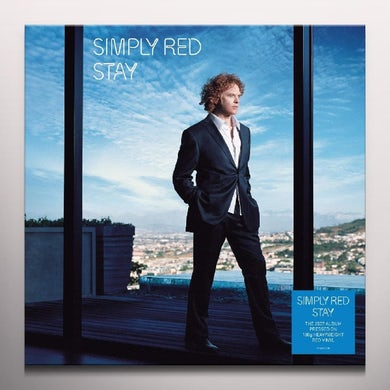 Simply Red STAY Vinyl Record