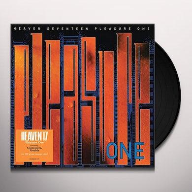 Heaven 17 PLEASURE ONE Vinyl Record