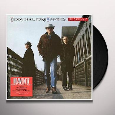 Heaven 17 TEDDY BEAR DUKE & PSYCHO Vinyl Record