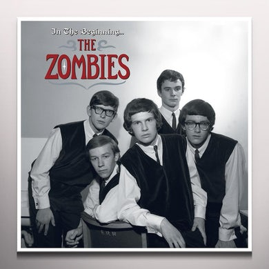 The Zombies: IN THE BEGINNING Vinyl Record
