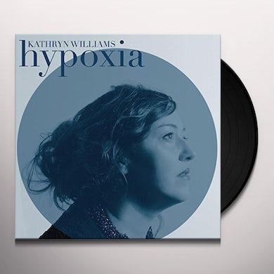 Kathryn Williams HYPOXIA Vinyl Record