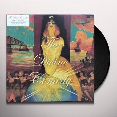 The Divine Comedy FOREVERLAND Vinyl Record