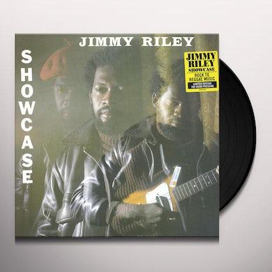 Jimmy Riley SHOWCASE Vinyl Record