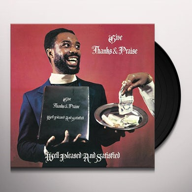 GIVE THANKS AND PRAISE Vinyl Record