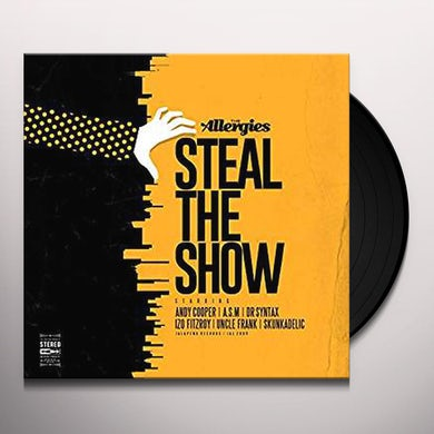 ALLERGIES STEAL THE SHOW Vinyl Record