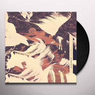 Aleksandir CONTRAILS Vinyl Record