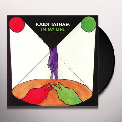 Kaidi Tatham IN MY LIFE Vinyl Record
