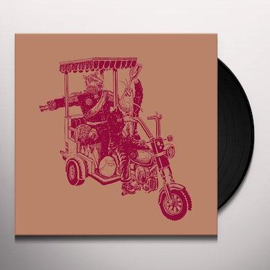 Kettel MYAM JAMES PART I Vinyl Record