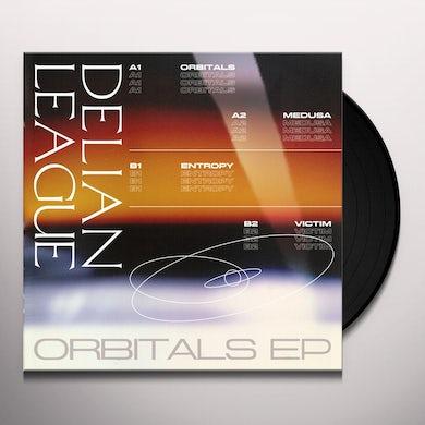 Delian League ORBITALS Vinyl Record