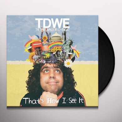 Daniel Experience Wakeford THAT'S HOW I SEE IT Vinyl Record